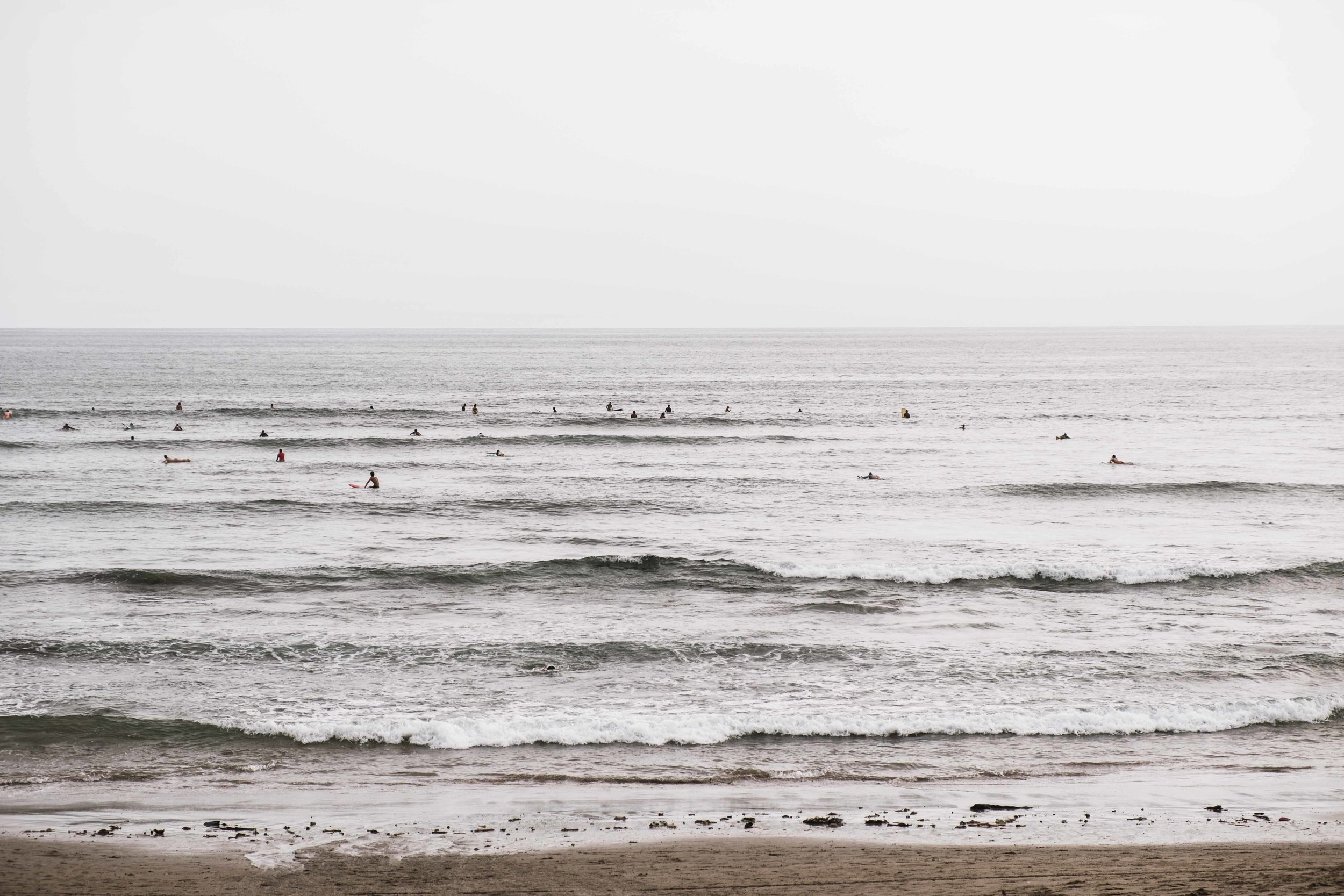 Canggu Echo Beach Bali
