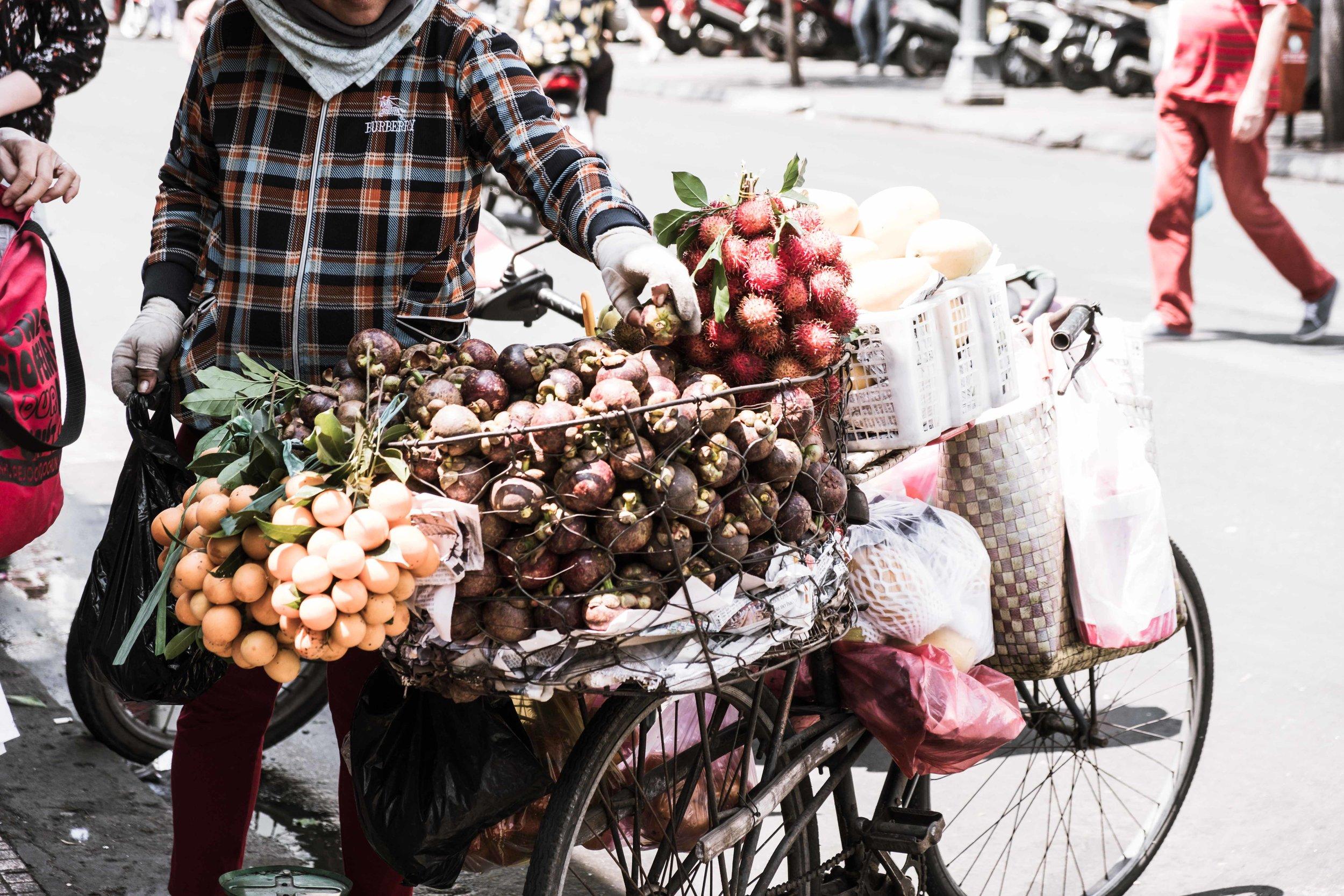 Saigon Ben Than Market