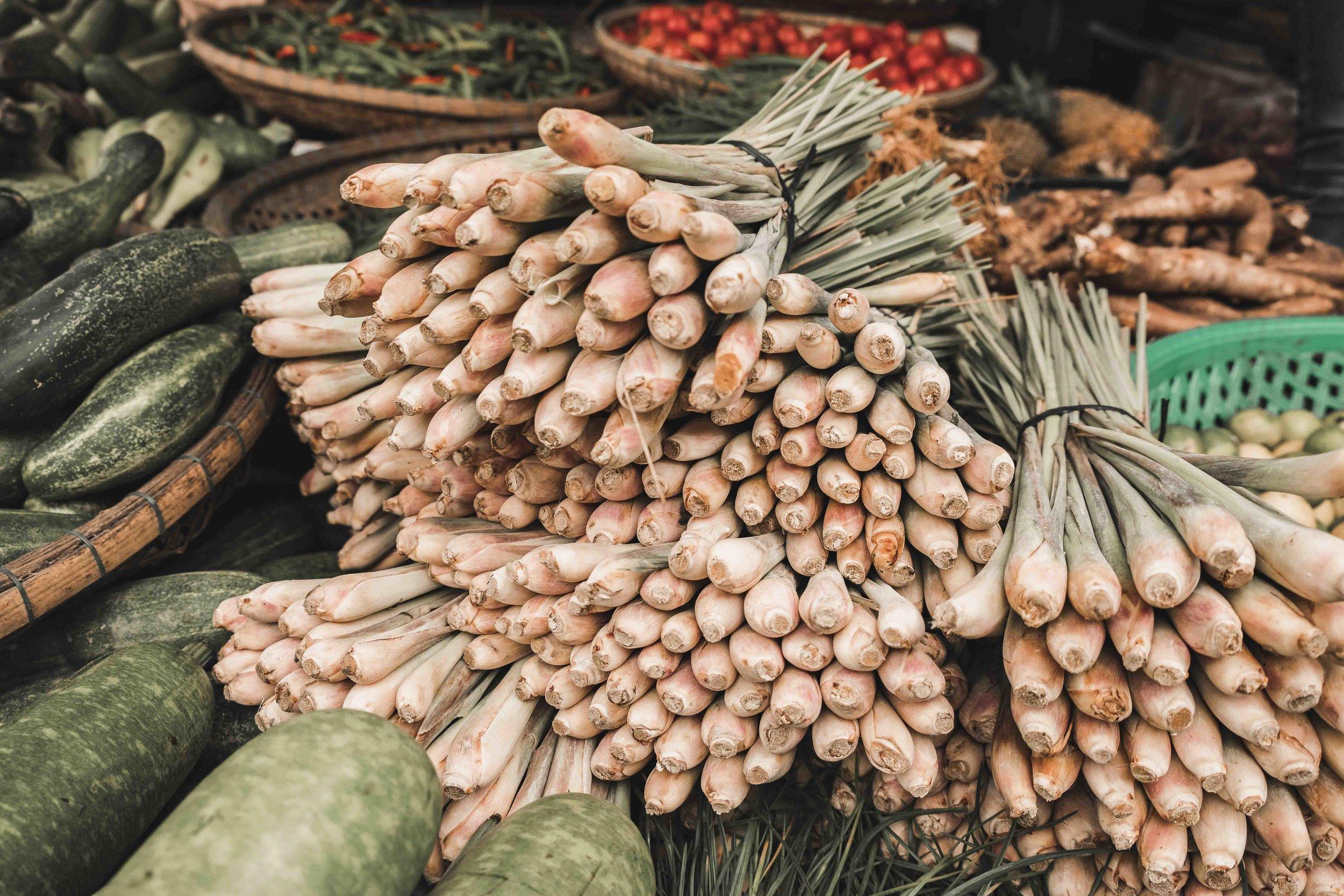 Vietnam Travel Diary Lemongrass