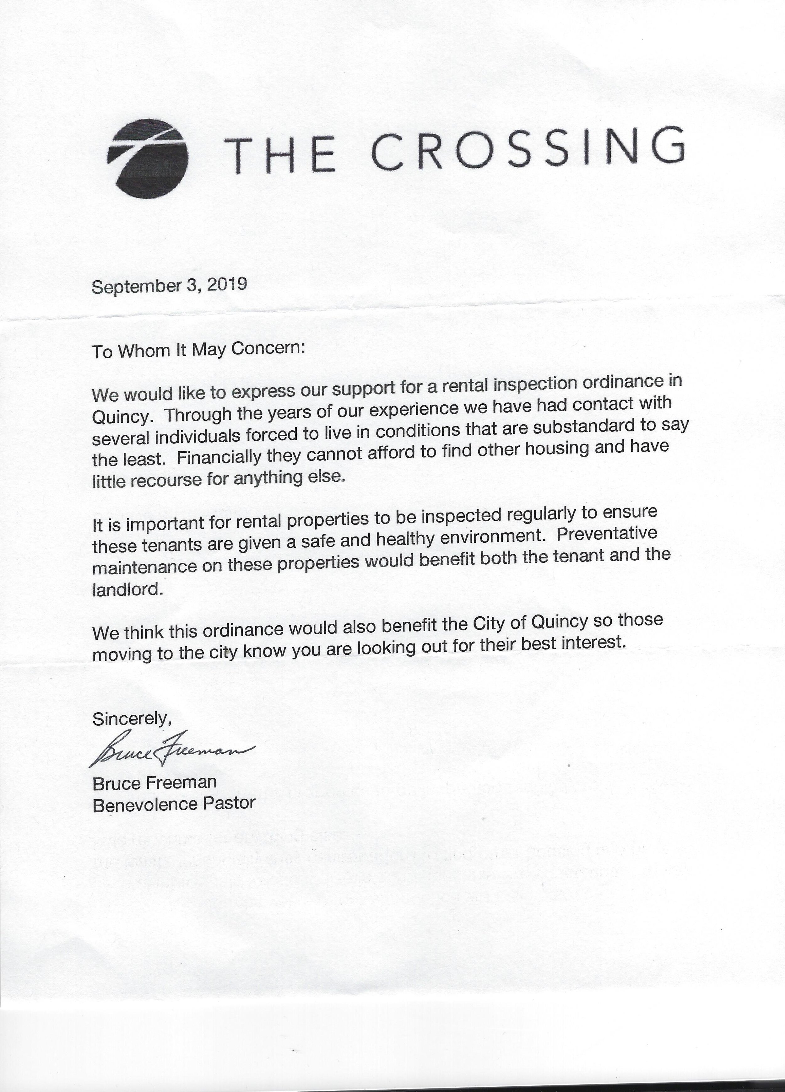 QIPP The Crossing Letter of Support.jpeg