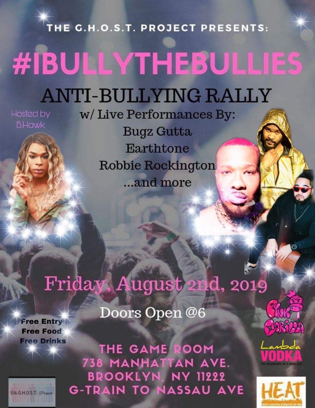 #IBULLYTHEBULLIES - ANTI-BULLYING RALLY