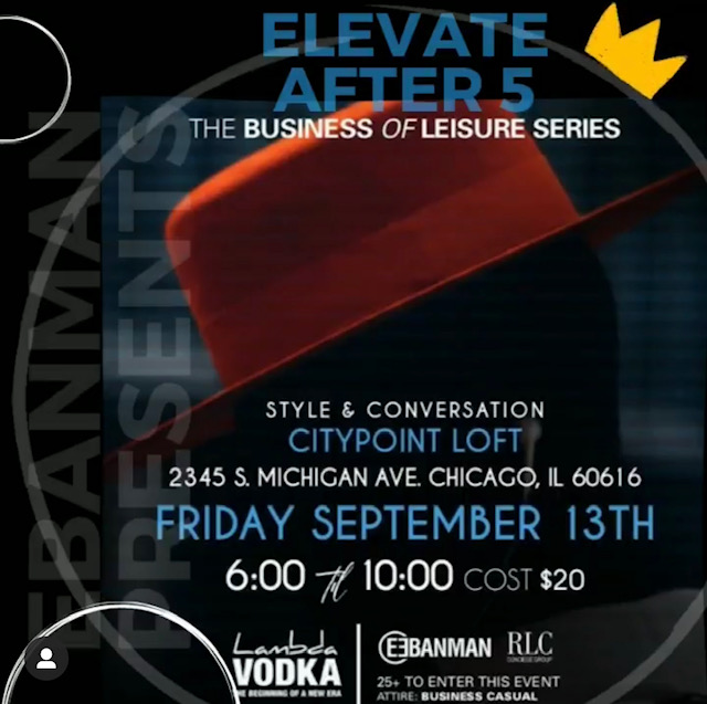 elevate after 5 - ebanman magazine