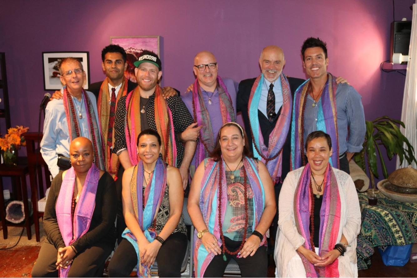 Inspire Spiritual Practitioner Graduation, Sept. 2016
