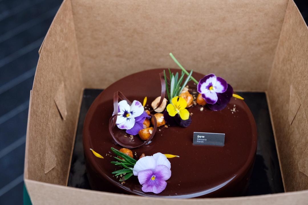 Chocolate & Hazelnut Mousse