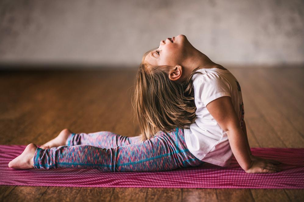 Yoga Grace Kids Yoga Camp