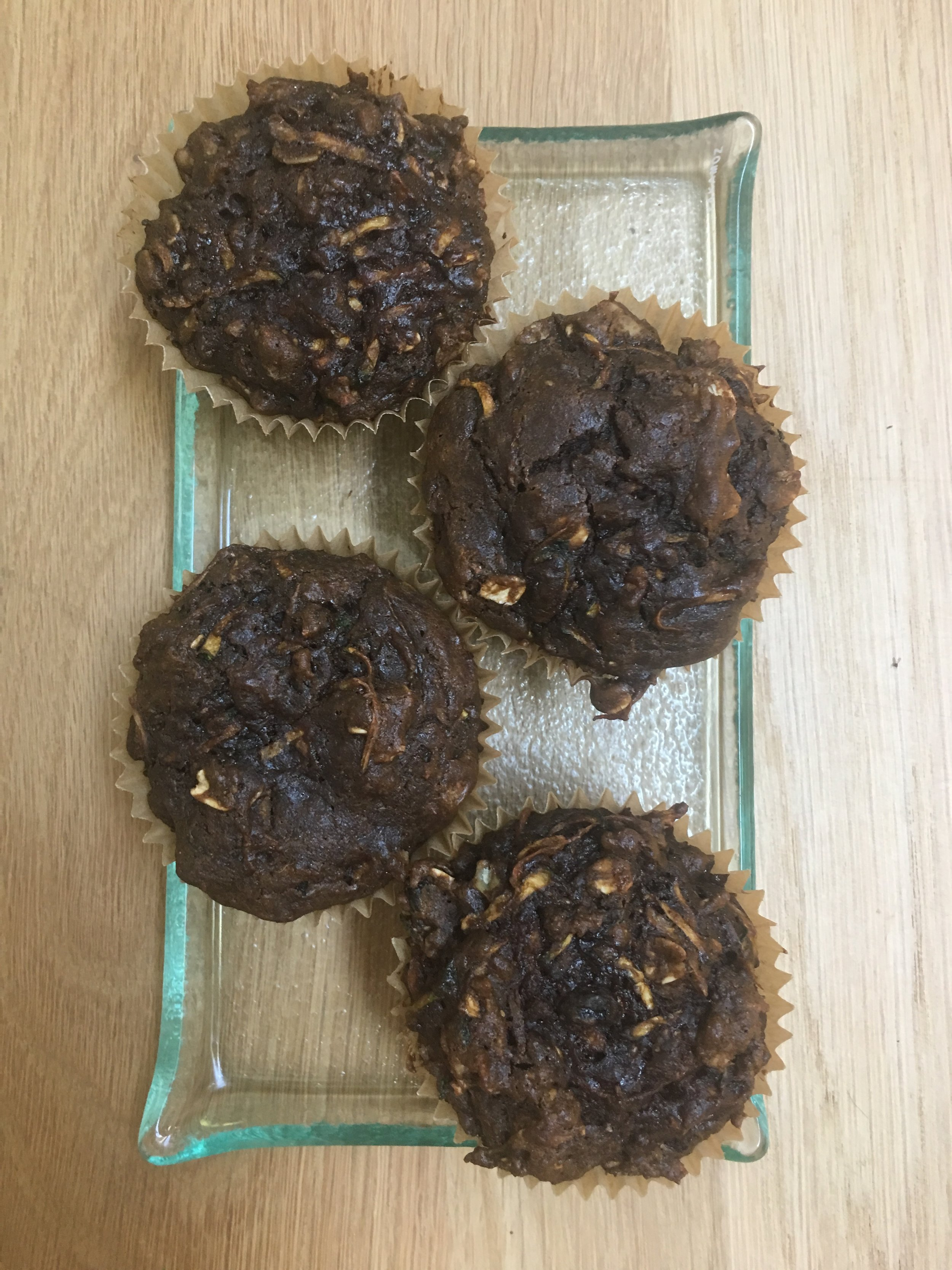 Nutrition Atlanta Super SHE-ro Muffins