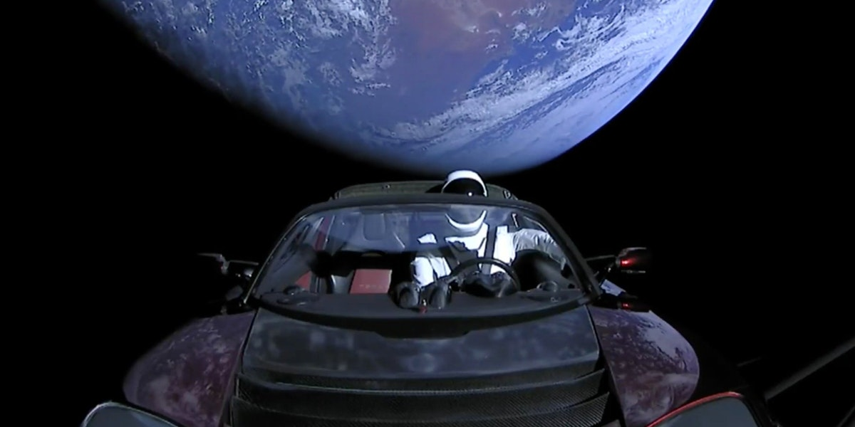 Flagship 6: - Market to the floor, Cars to the Moon!