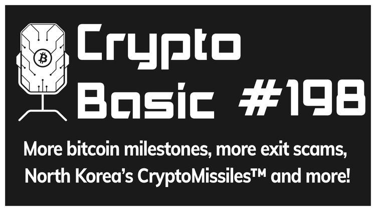 CryptoBasic Podcast