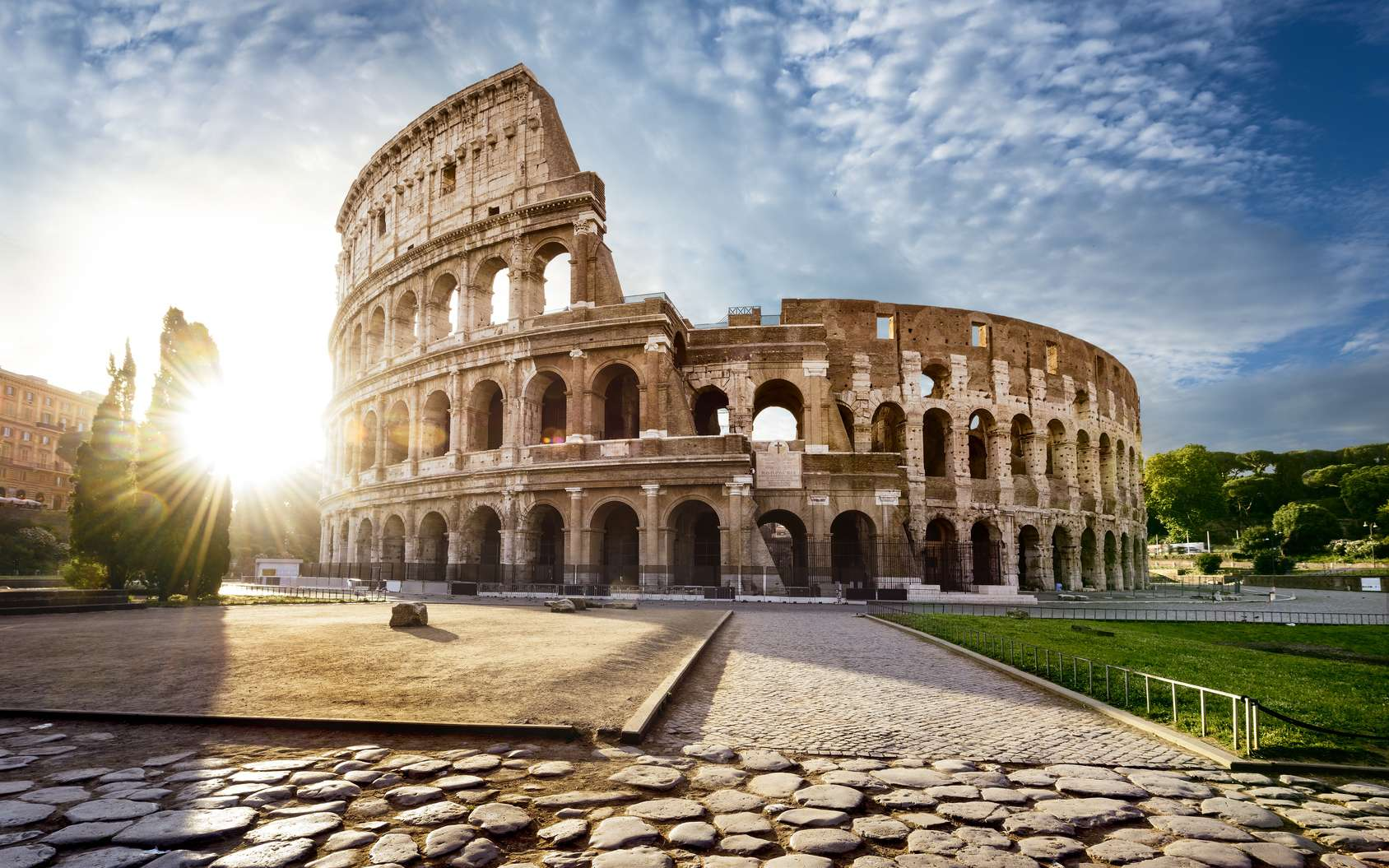 day 3 - Rome is known for its rich history, legends, and tales. Today is the day you'll get to experience this city and its ancient ruins from a historical perspective. You will visit the Vatican, Colosseum, Trevi fountain and much more. You will walk a lot today so plan to be comfortable and get ready to learn.
