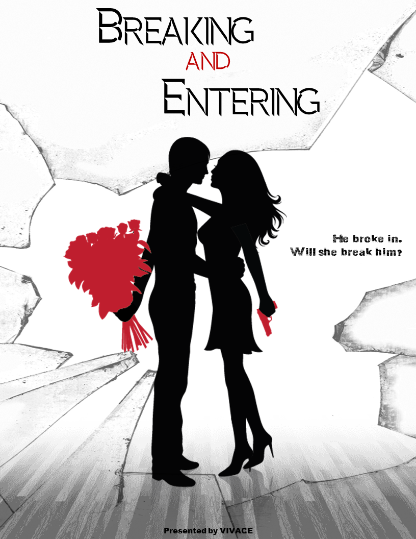 Dinner Theater: Breaking and Entering - Warren never had trouble winning a women's heart. But when he's caught red handed and forced to flirt at gun point, suddenly being smooth becomes so much more complicated. Join Warren and Crawford as they do everything they can to prove that All's Fair in Love and War.