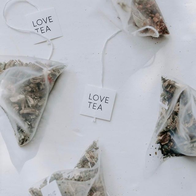 For the tea lovers.  Organic  Delicious  @loveteaofficial