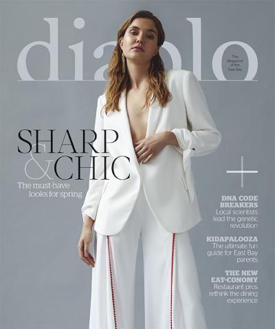 Diablo Magazine, 03/18 cover, styling by Jeneffer Jones