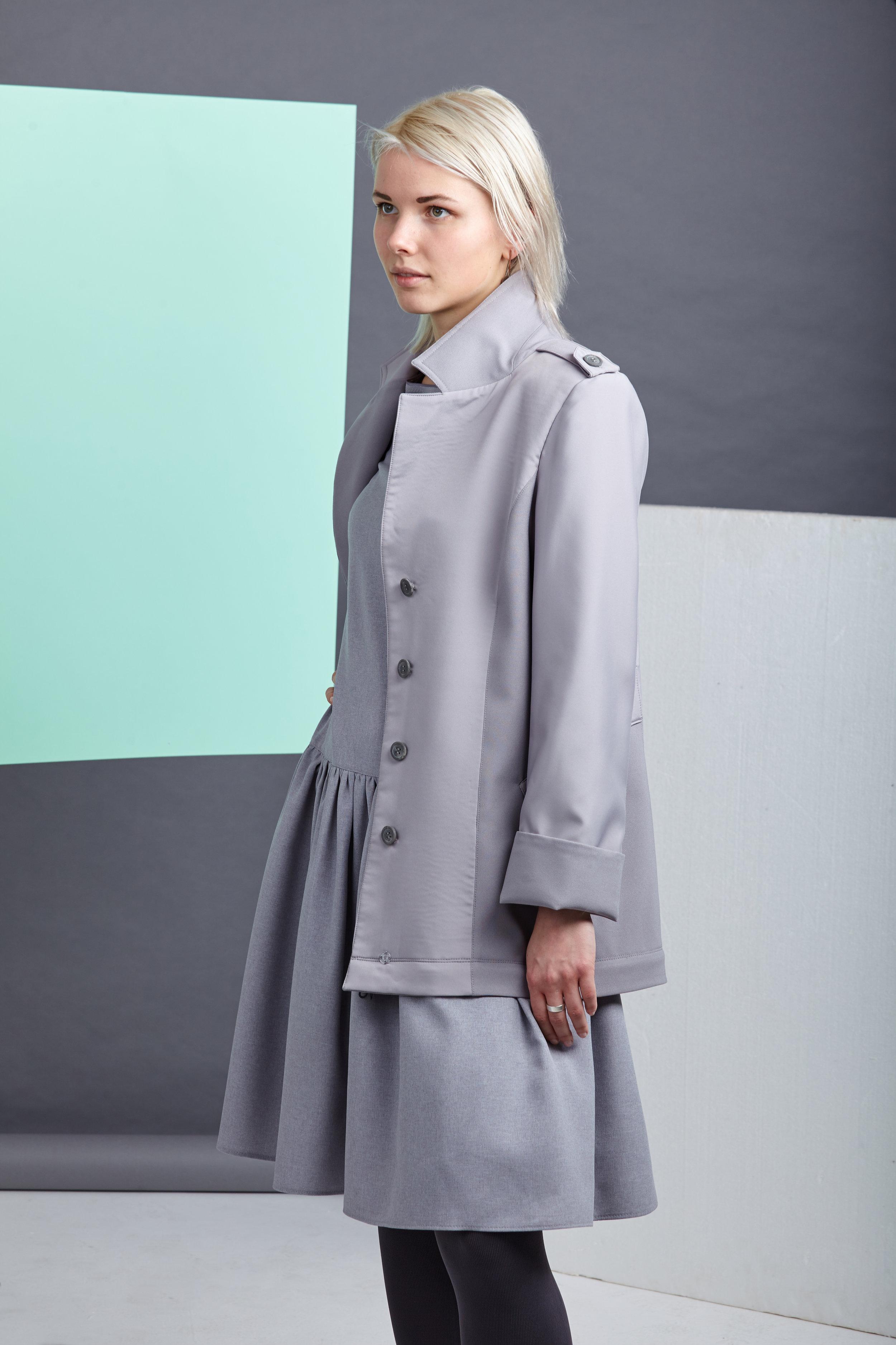Верхняя часть пальто