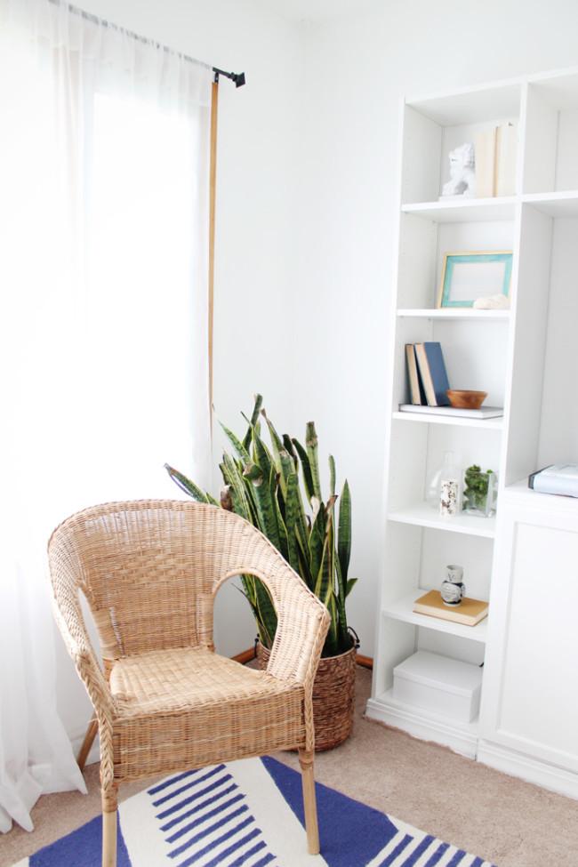 DIY IKEA Hack Built-Ins