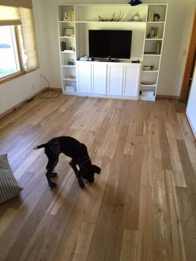 how to choose hardwood flooring for your home