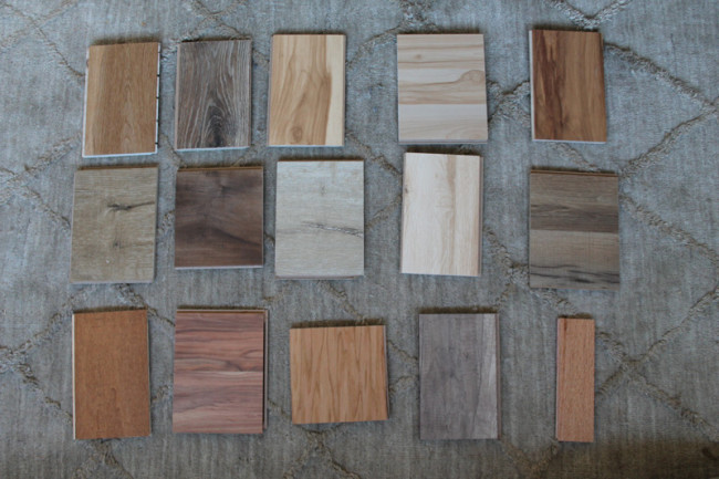 how we chose flooring for our home