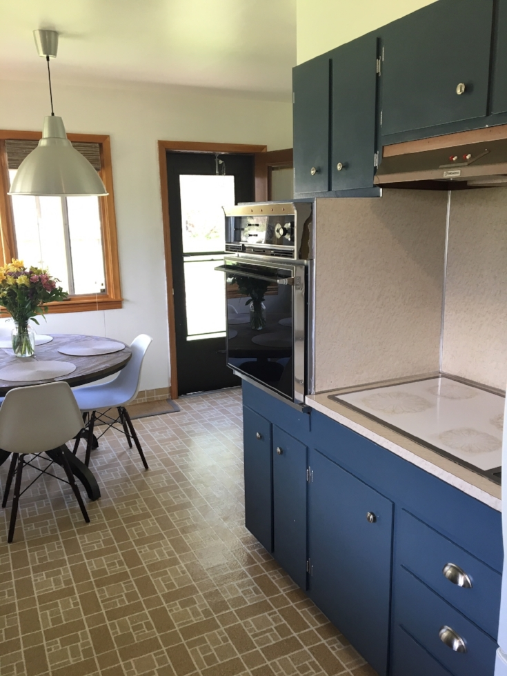 Small Kitchen Remodel Before And After Amanda Katherine