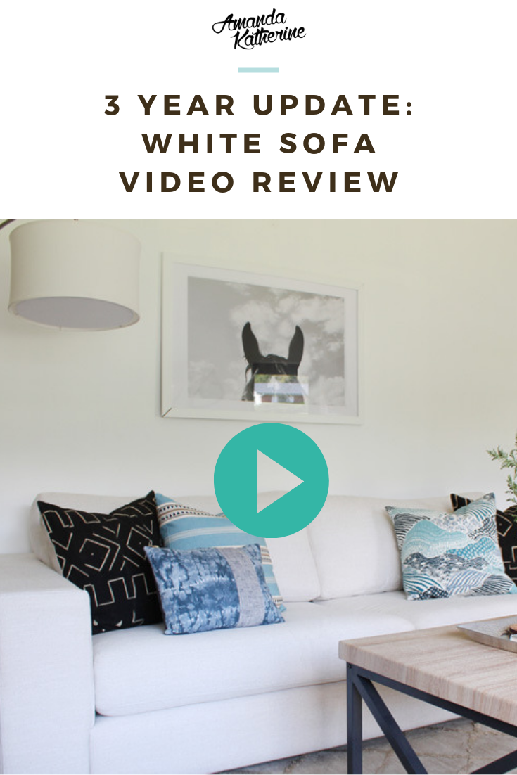 white sofa review in living room