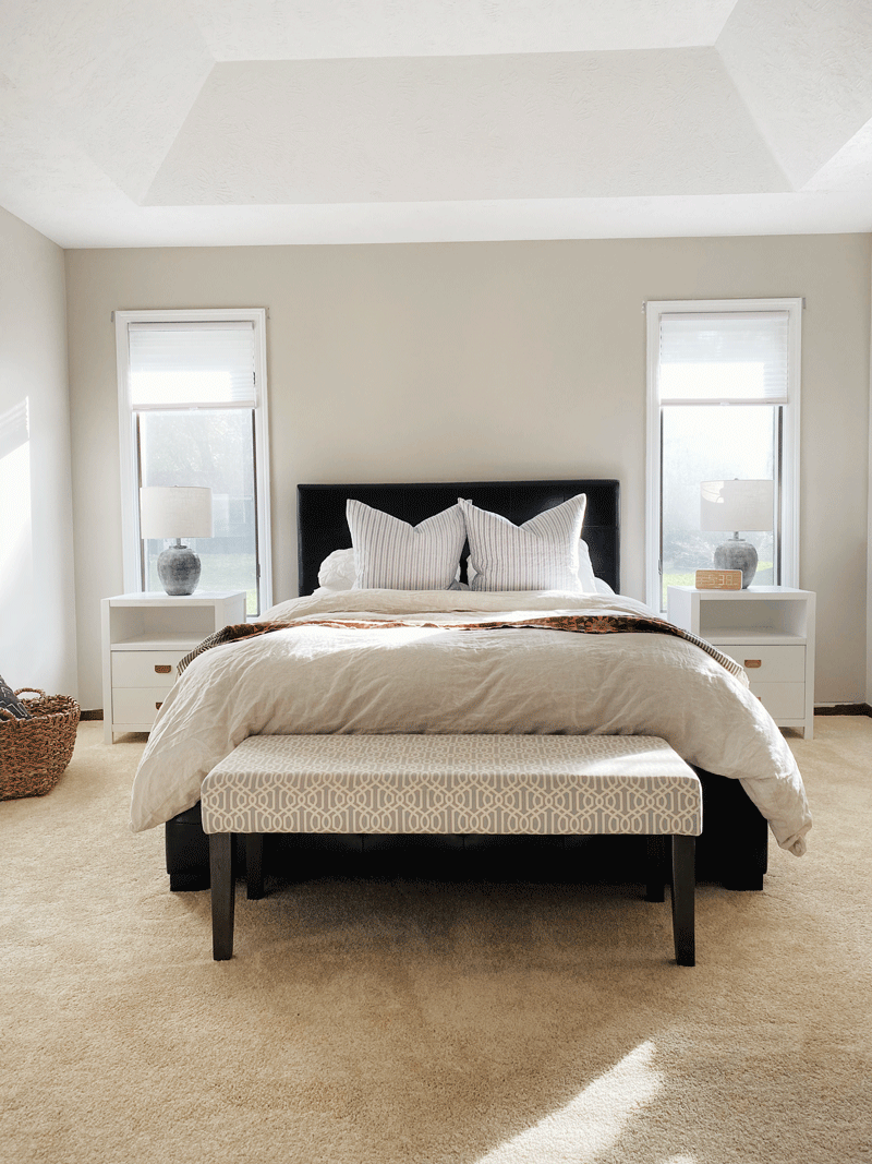 How To Choose The Right Rug For Under A Bed Amanda Katherine