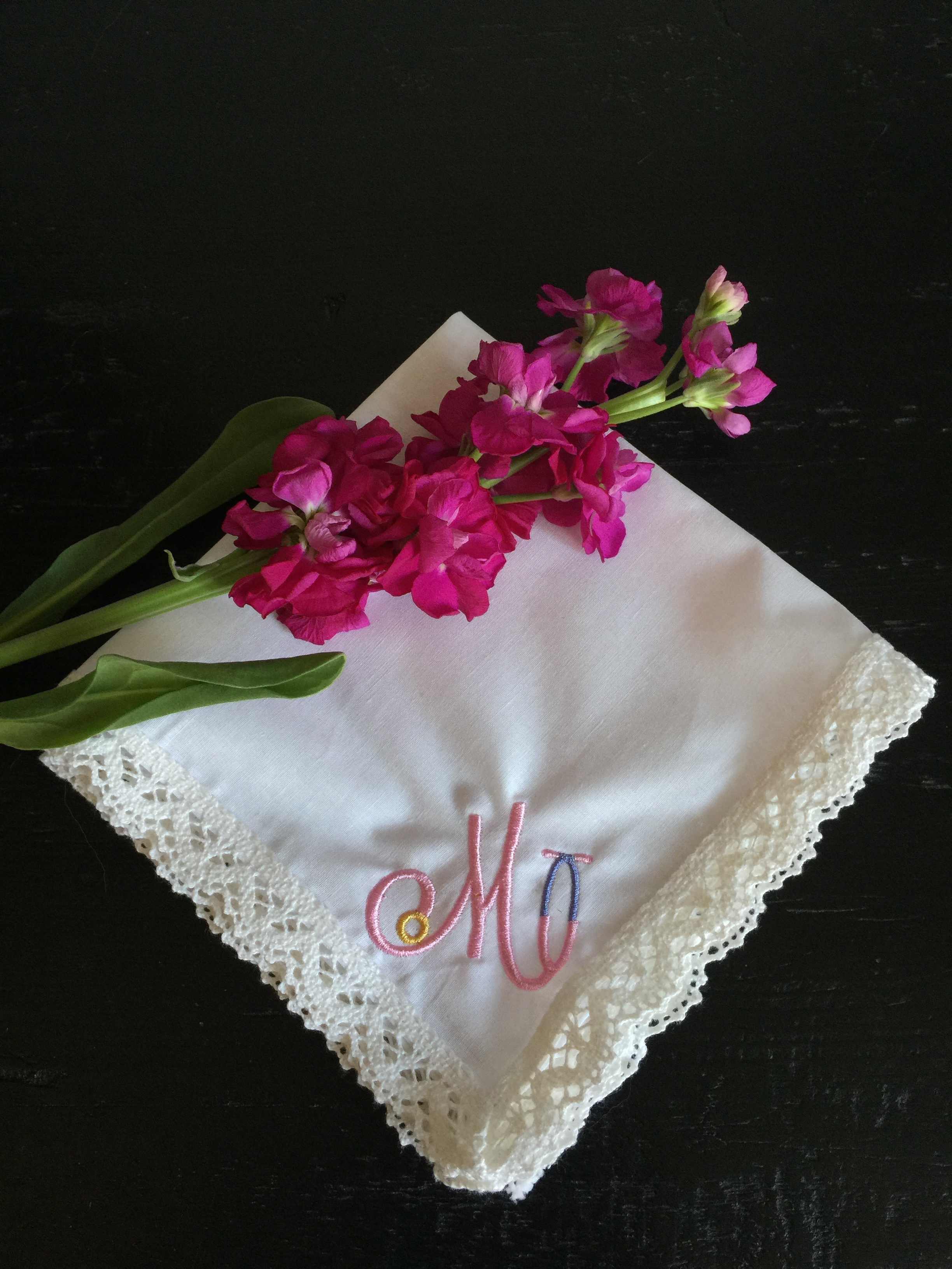 Stethoscope Embroidered Handkerchief.JPG