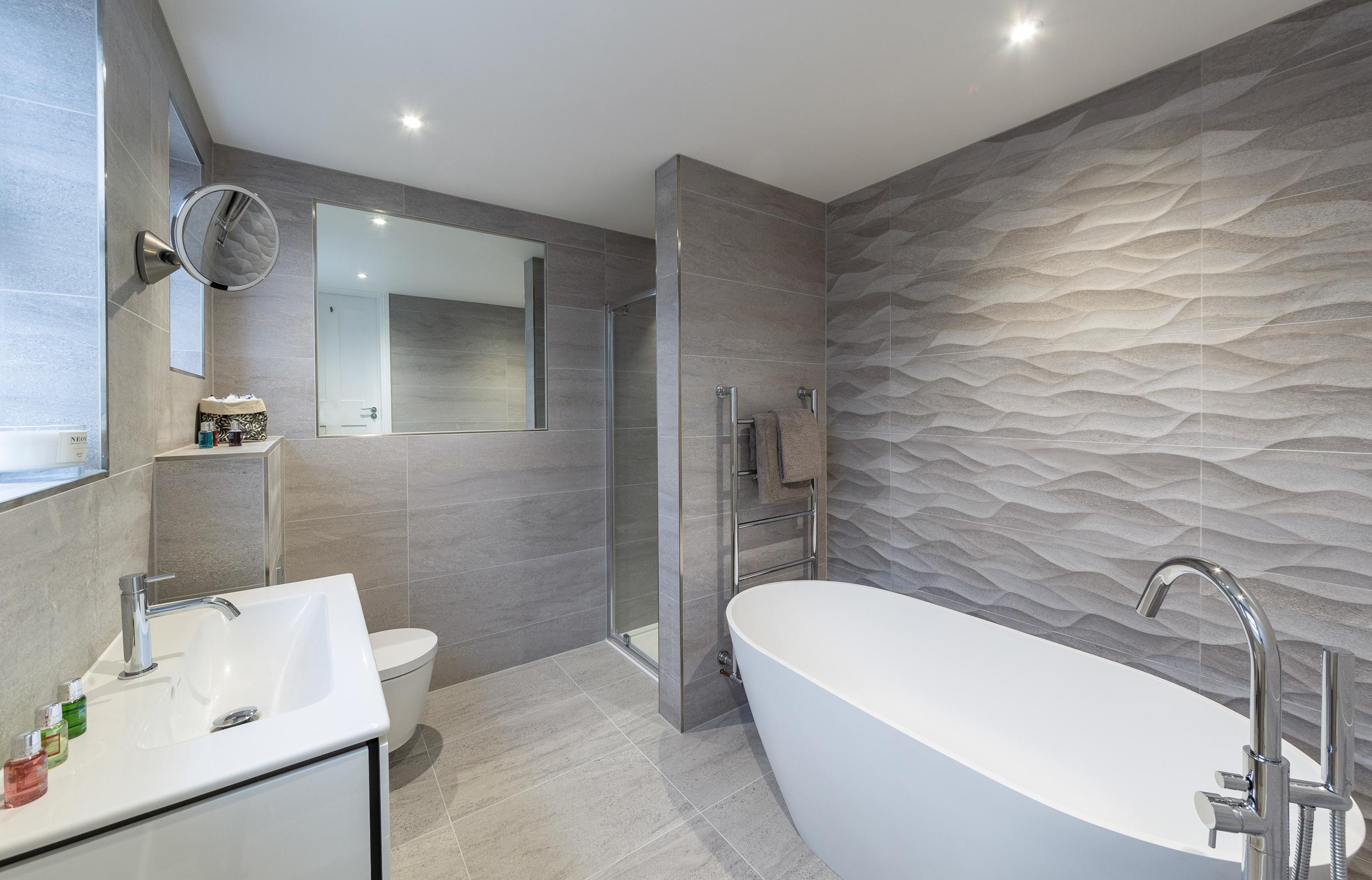 Design'd Living Bathroom