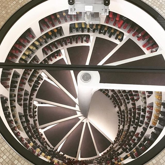 Every wine lover's dream!🍷 How incredible is this spiral wine cellar design by @genuwinecellars?! 📸@genuwinecellars . . #winecellars #winedisplays #luxurylife #uniqueinteriors #propertydeveloper #interiorspace #interiorinspo #interior4you #interiorgoals #interiordecoration #interiordesigns #interiorinspiration #interiorinspo #housegoals #housedecor #propertygrams #interiorgram #instainteriors #designdliving
