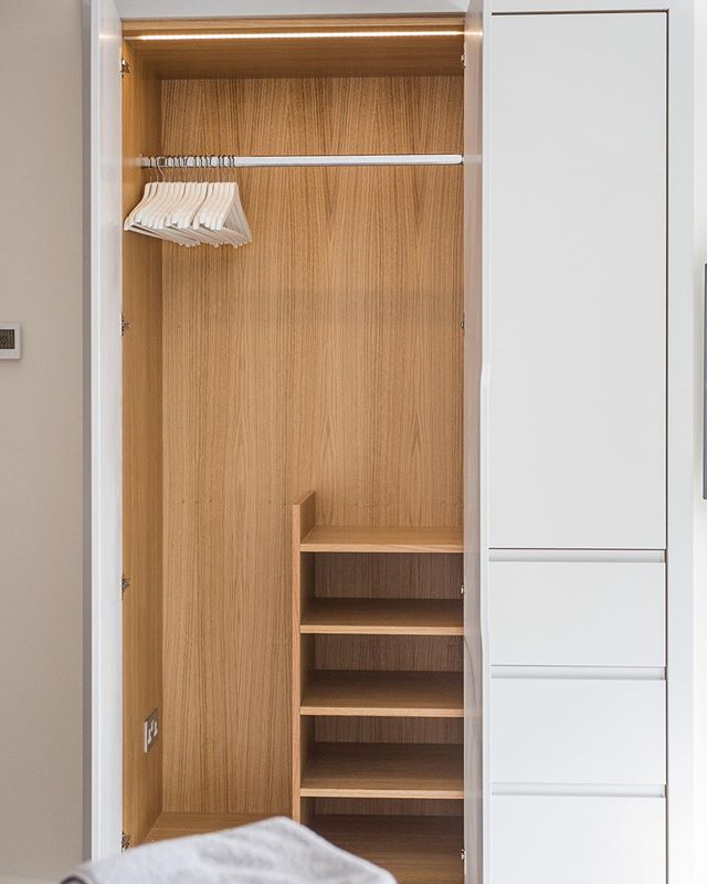 Struggling for space? We provide unique and innovative storage solutions that make the most out of any space.  Get in touch to enquire about a bespoke wardrobe of your own! - info@designdliving.co.uk . . #bespokefurniture #bespokefurnishings #bespokewardrobe #fittedwardrobeuk #bespokefurnitureuk #buildinwardrobesuk #modernhome #mondernhomeinspo #uniqueinteriors #propertydeveloper #interiorspace #interiorgoals #interiordecoration #interiordesigns #interiorinspiration #interiorinspo #housegoals #housedecor #propertygrams #interiorgram #instainteriors #designdliving