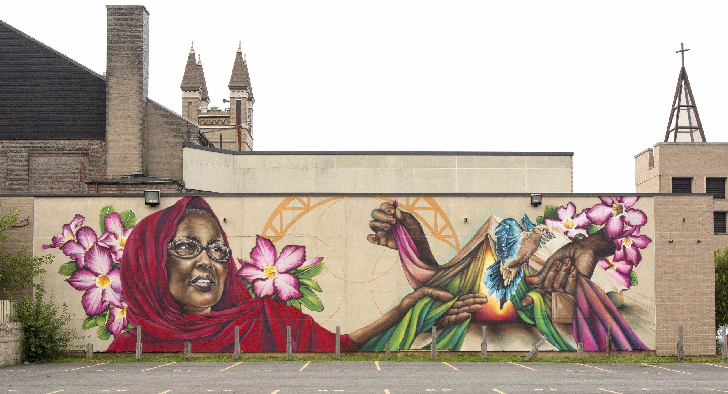Safi Osman , Southwest Quadrant, Rochester, NY