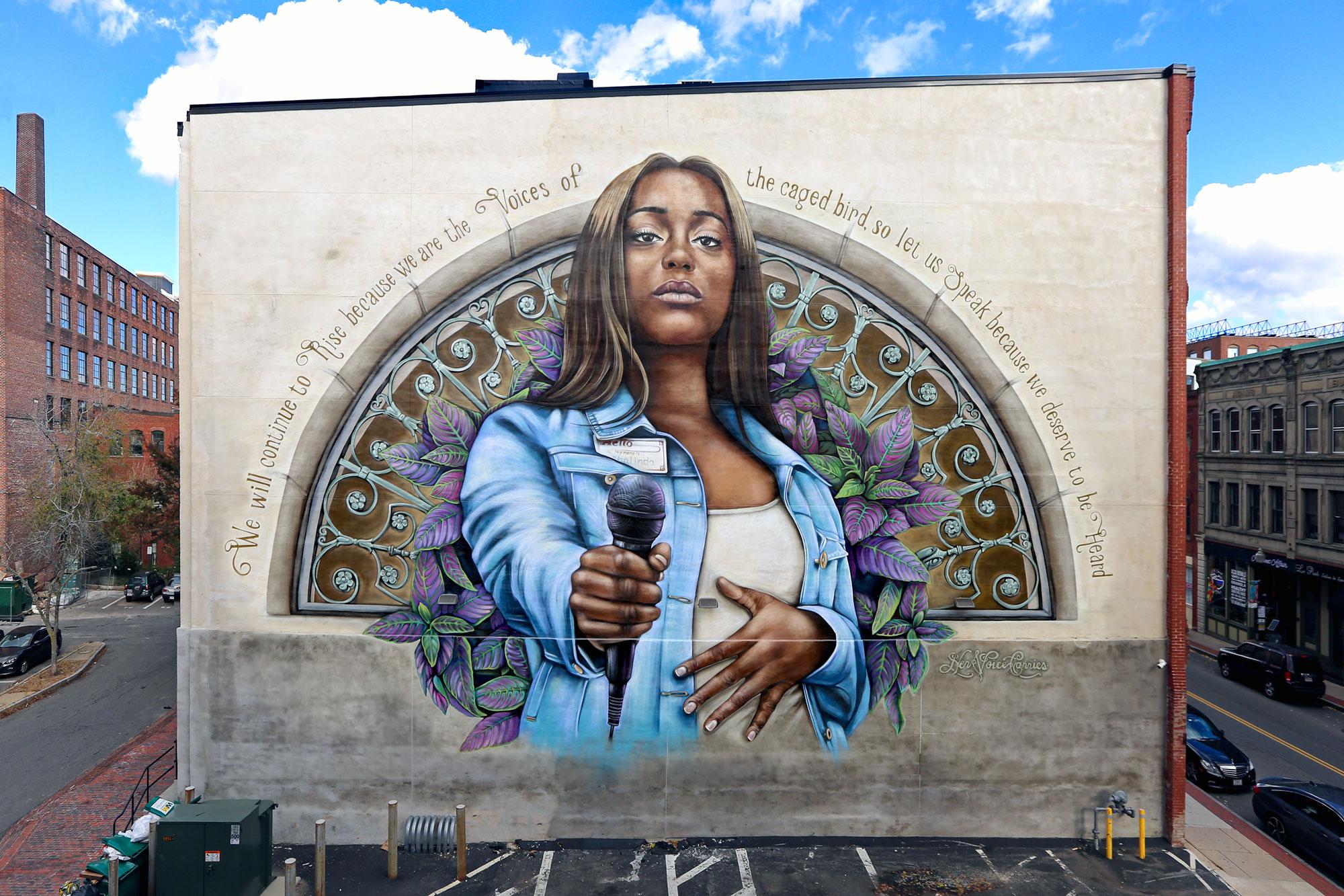 Shalinda Bollar , 43 Washington St., Haverhill, MA. 2018