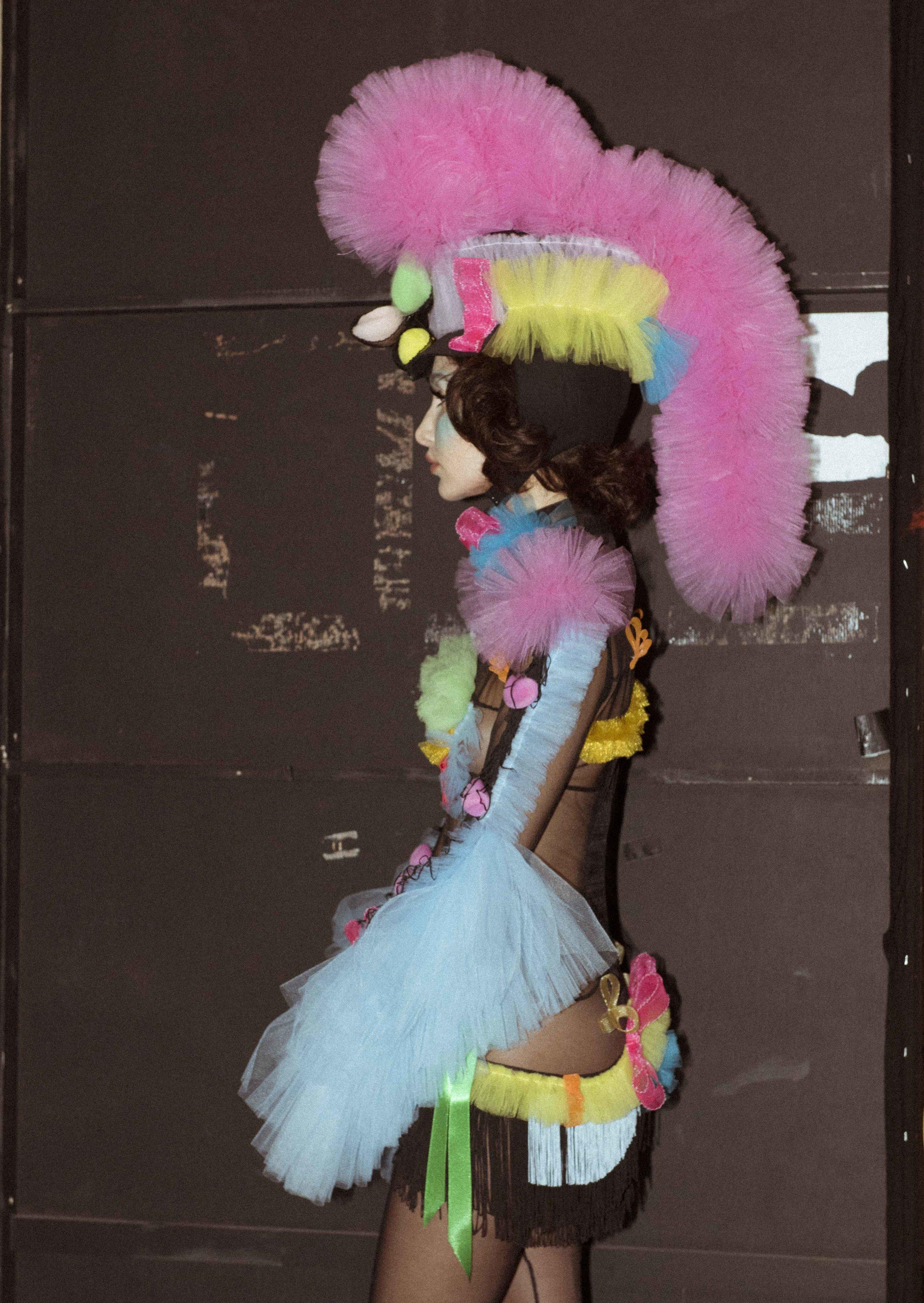 Pam Hogg - Fashion Scout