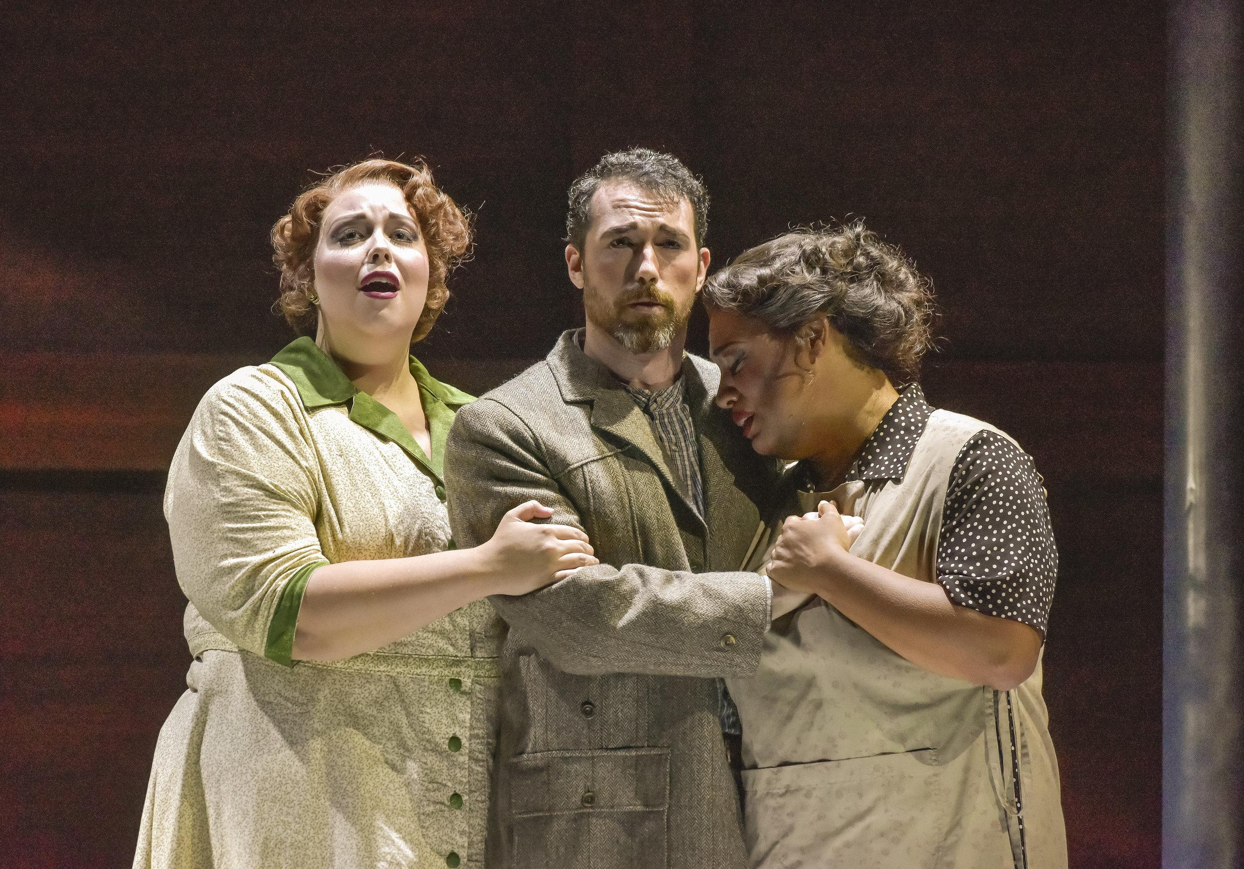 _2 Meghan Kasanders (MAGDA SOREL), Robert Wesley Mason (John Sorel), and Deborah Nansteel (Mother) in THE CONSUL.jpg