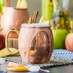 Apple Pie Moscow Mules