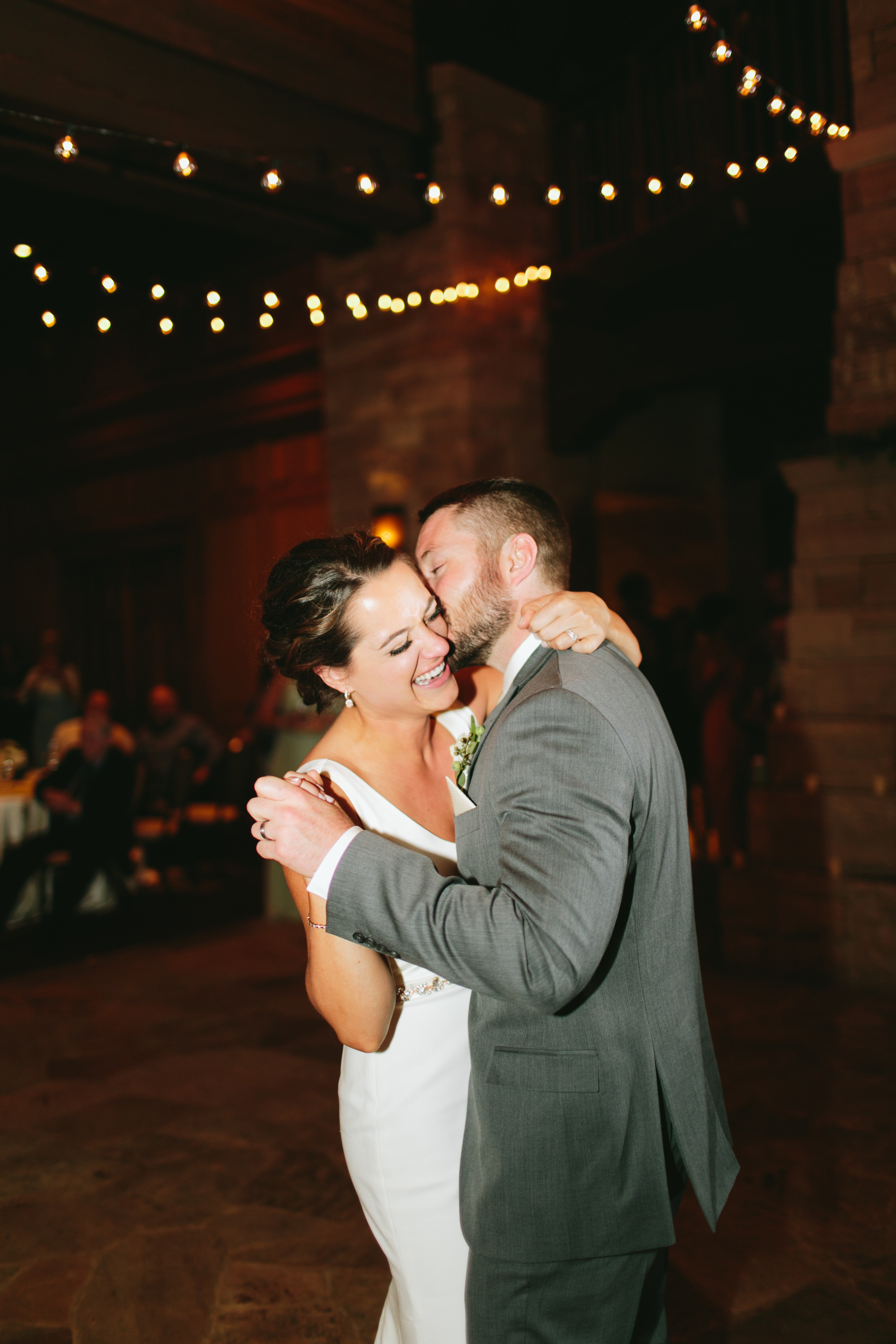 Image by  Brianne Haagenson Photography  at the Sanctuary Golf Club