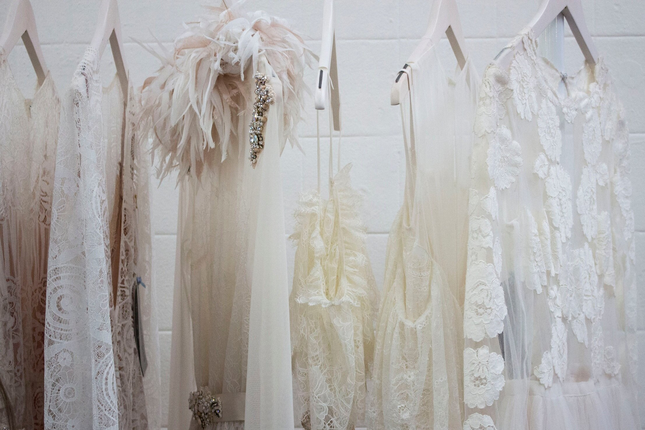 Wedding dresses come in every budget!