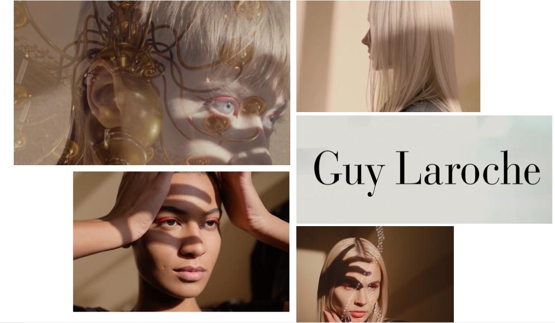 Angie Kremer - Guy Laroche