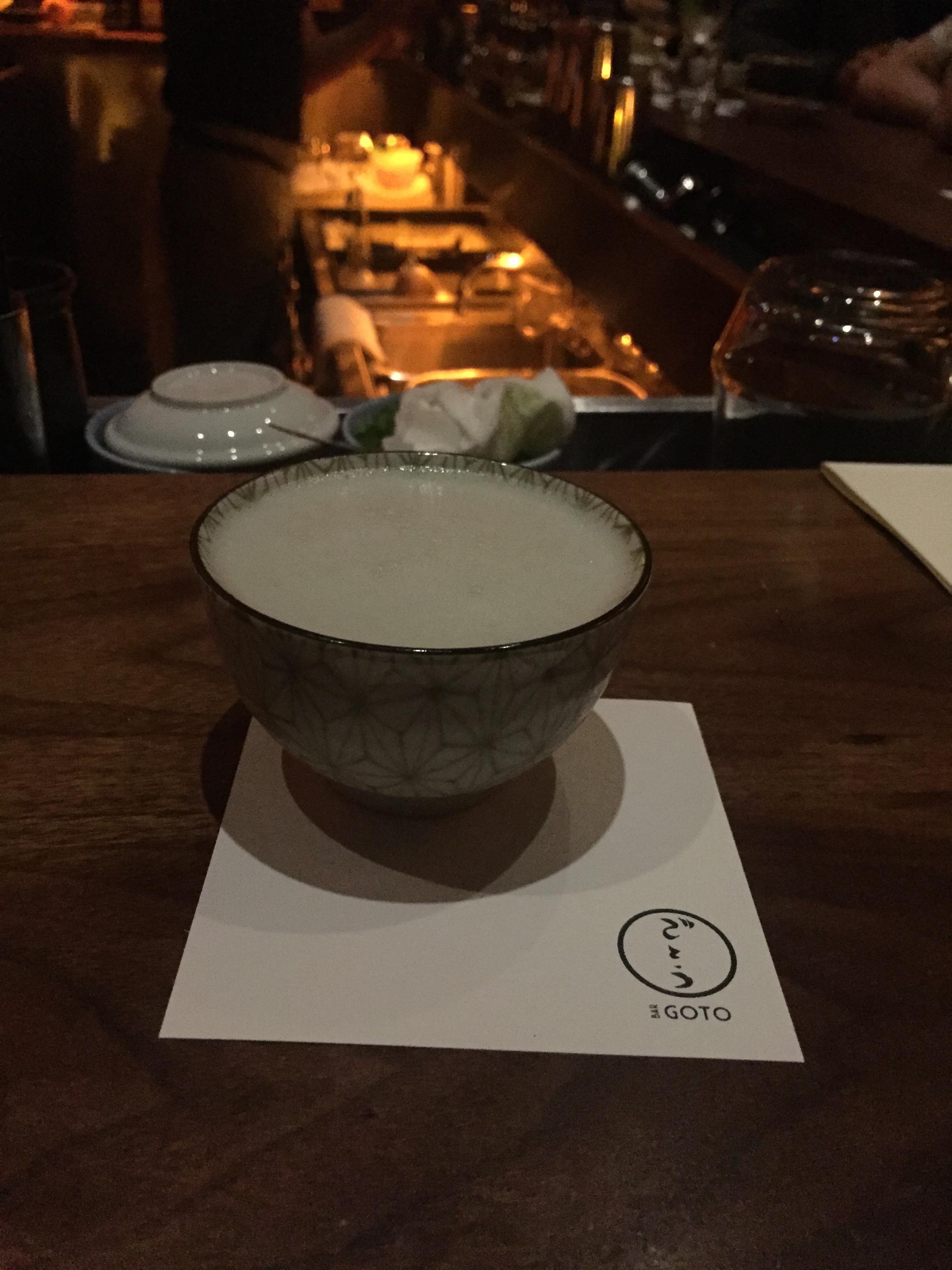 The L.E.S. at Bar Goto