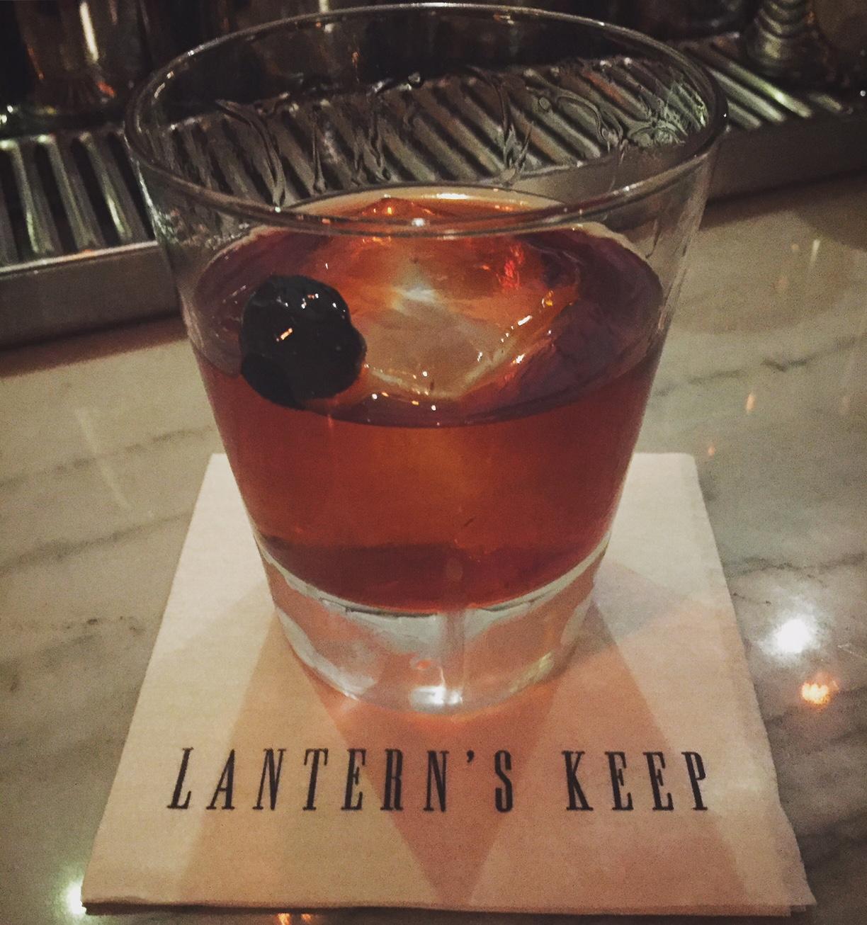 Right Hand at Lantern's Keep