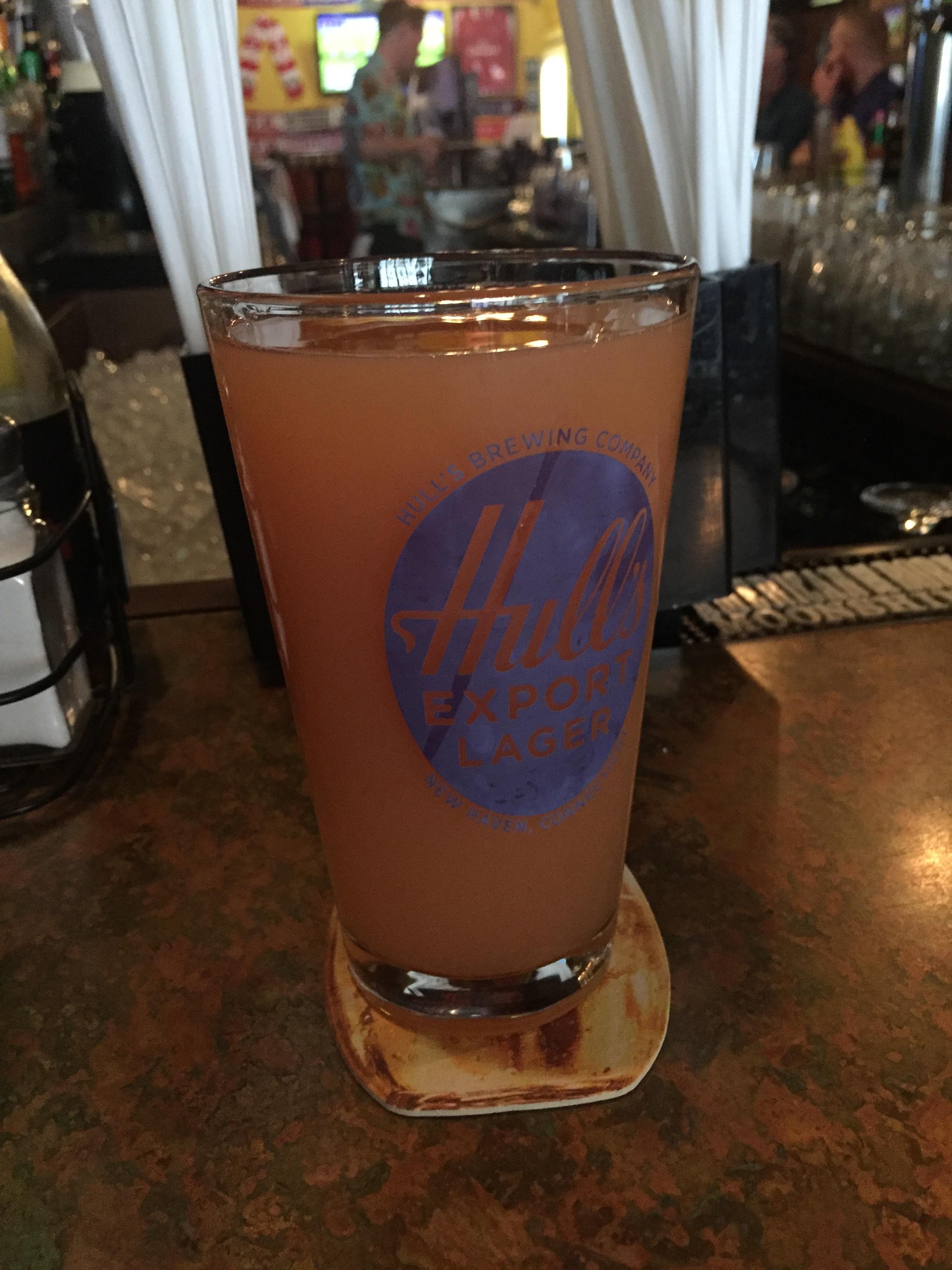 Ace Cider at Christy's