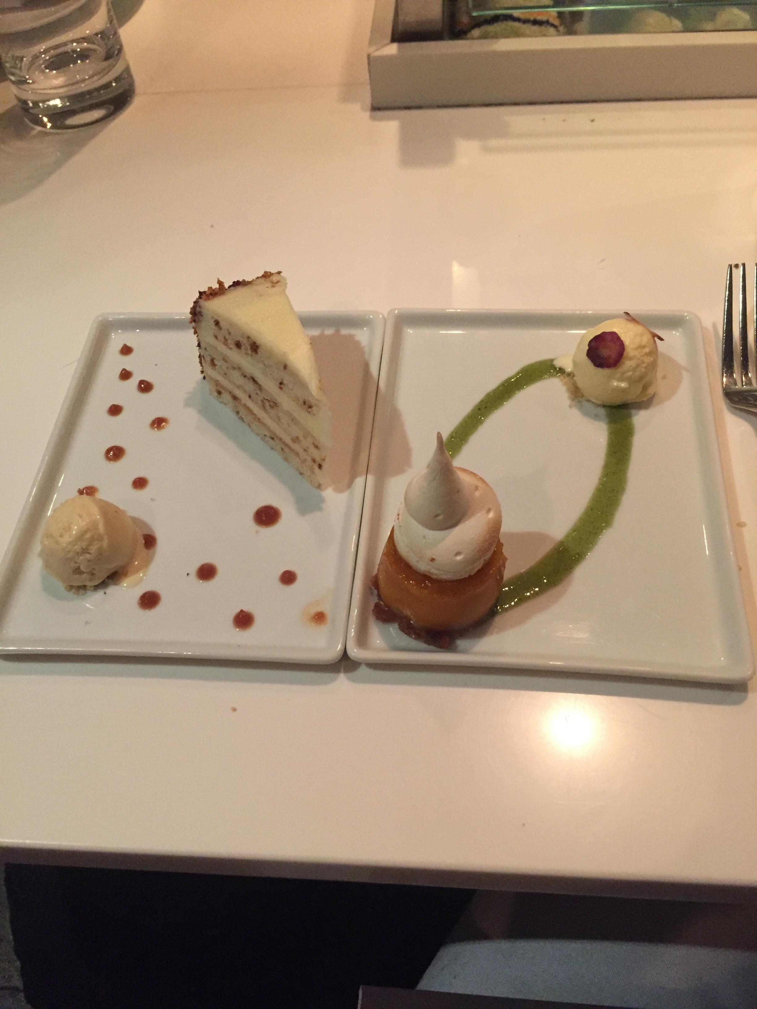 #7: The desserts!