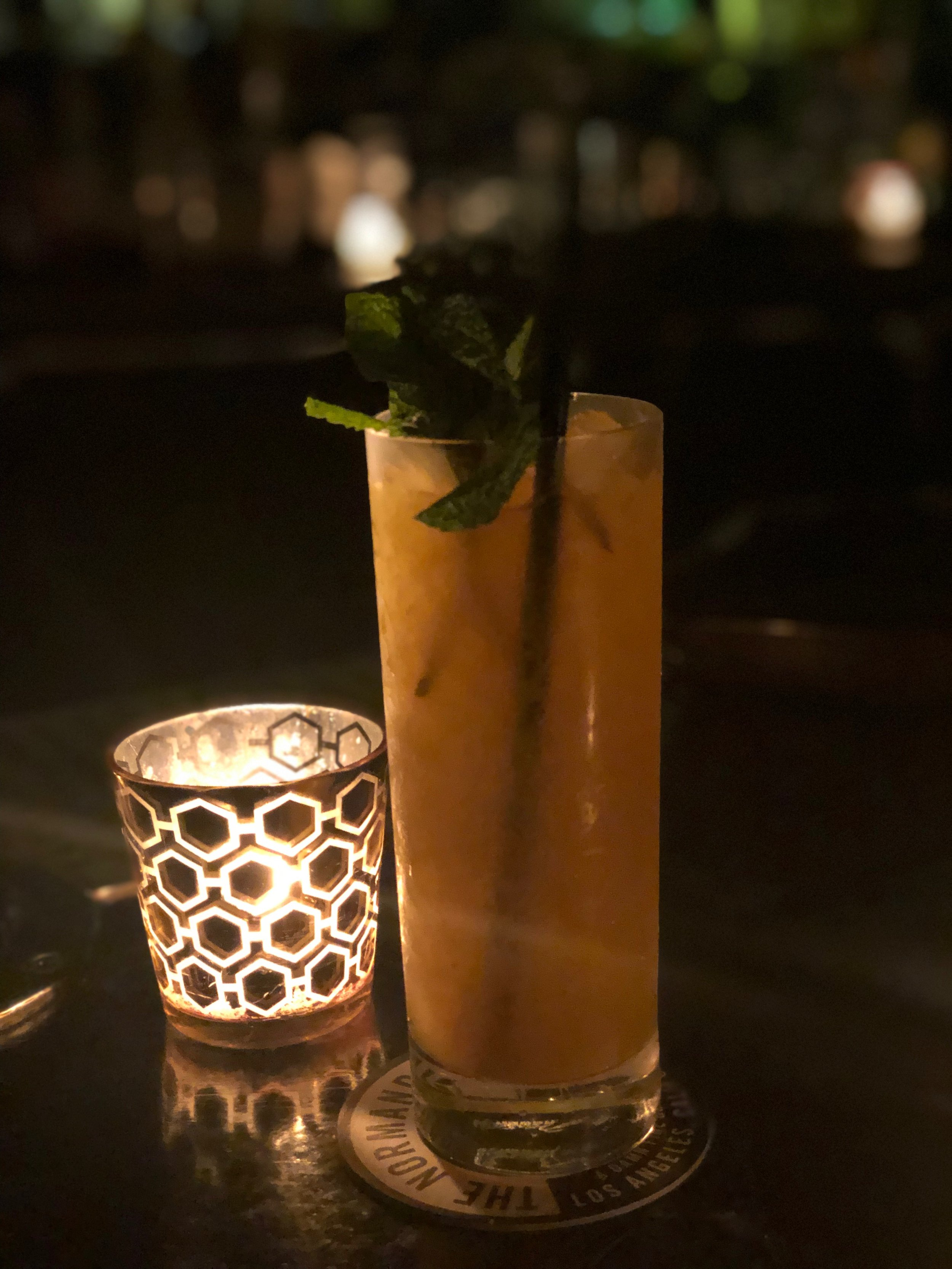 It's Sort of Like a…Swizzle at The Normandie Club