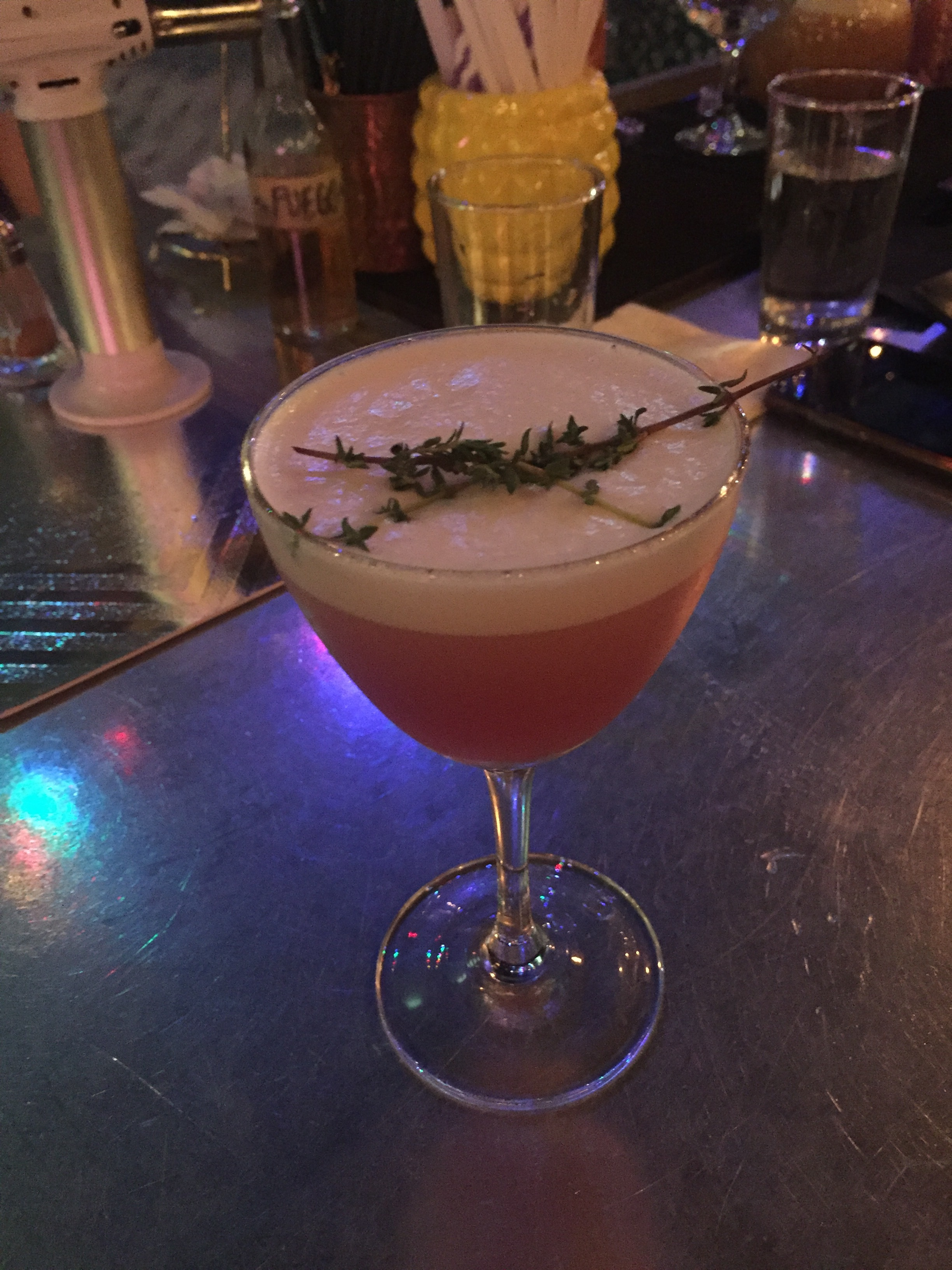 About Thyme at The Highwater