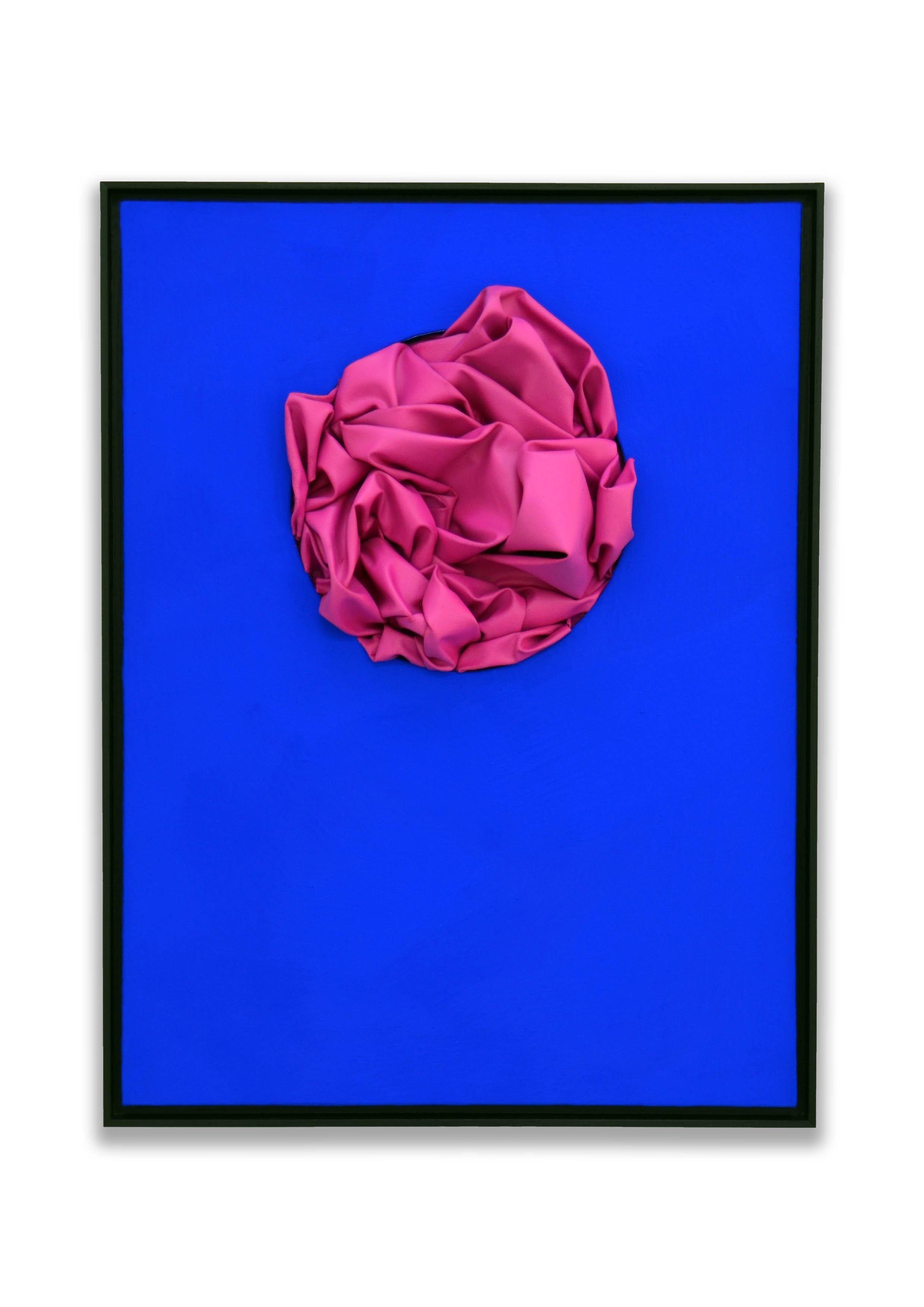 Una Maestà 28/08/2017  - 2017  Pigmento acrilico su tela  80 x 60 cm (senza cornice)  Collezione Privata