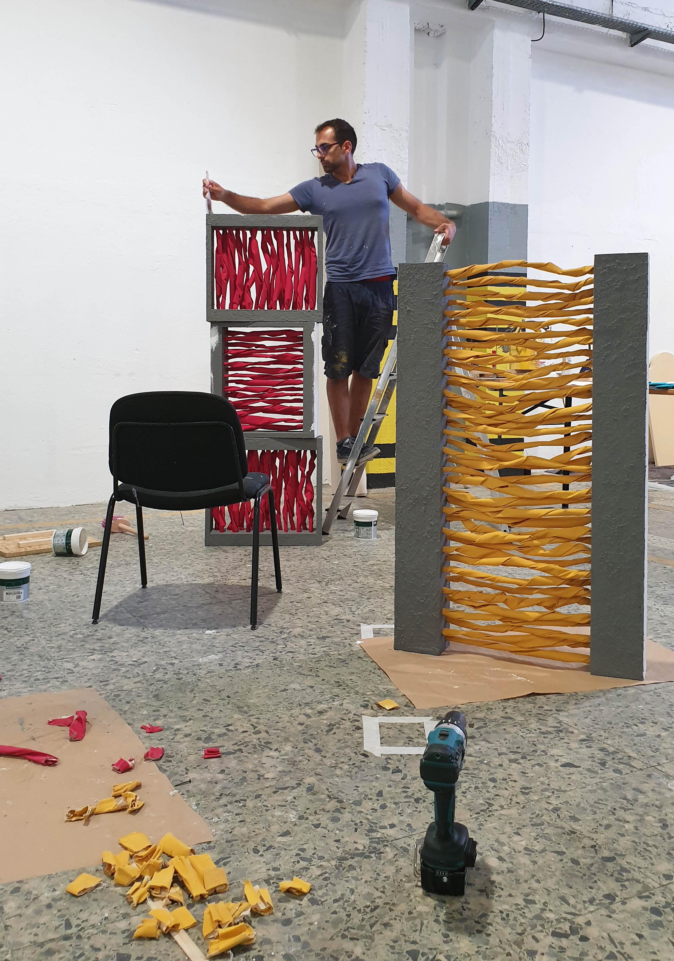 PADA STUDIOS - Barreiro, Portogallo - Luglio 2019