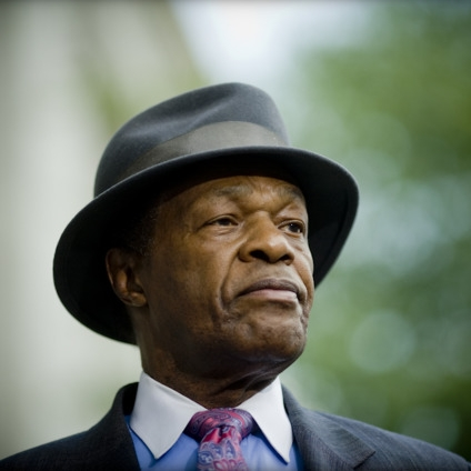 """Mayor For Life"" Councilmember Marion Barry  Photo Credit: Washington City Paper, Darrow Montgomery"