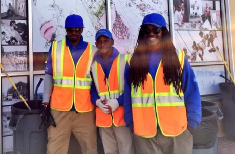 Anacostia BID Clean Team powered by CareerPath
