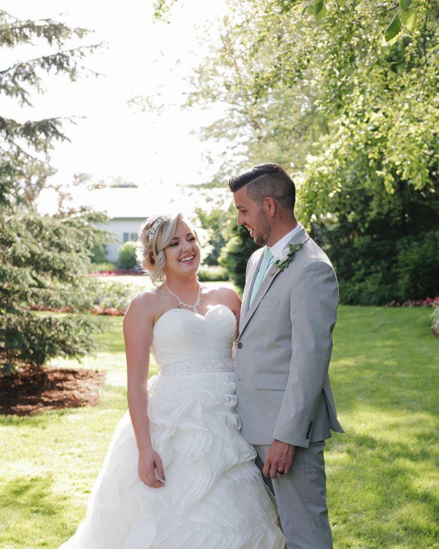 Laura and I shot a wedding!