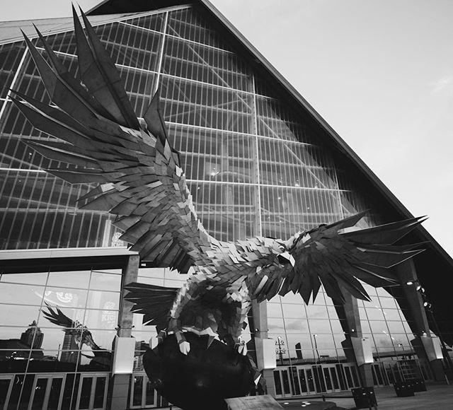 The season starts now. It's time to #RiseUp. #Falcons #InBrotherhood