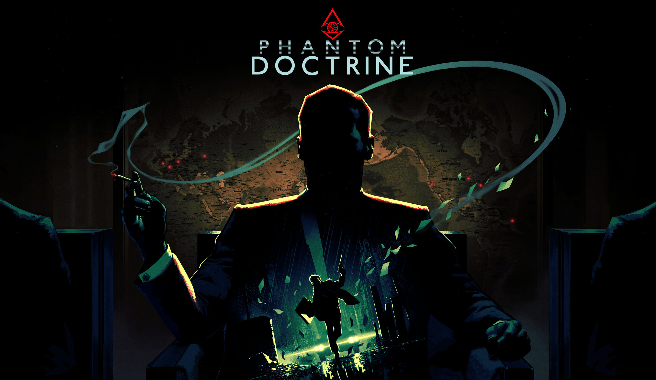 Phantom Doctrine Announcement Artwork