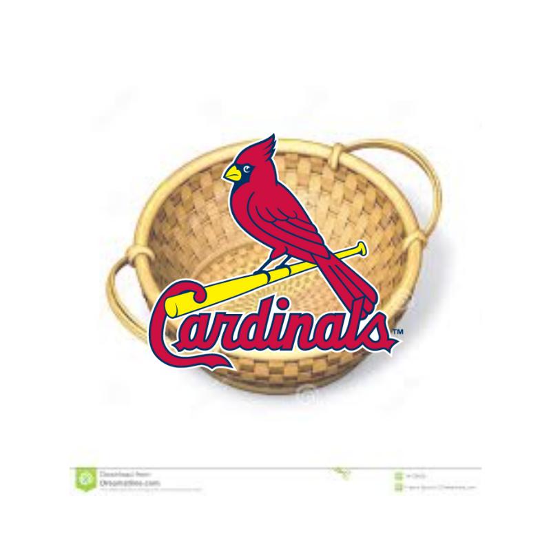 Copy of Cardinals Basket