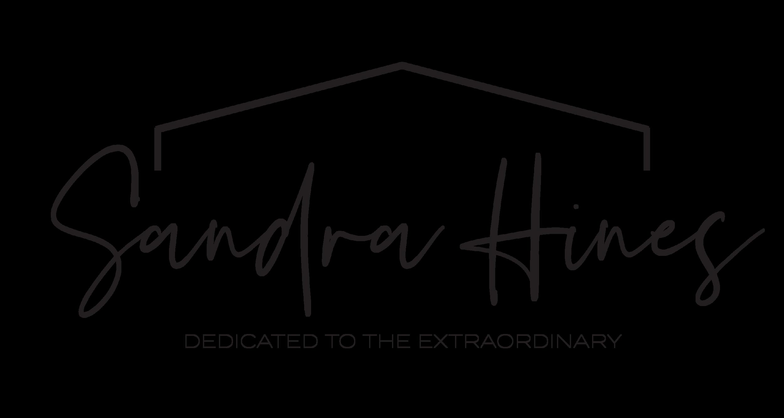 Sandra Hines Logo Black.png